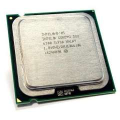 Procesador Intel Core 2 Duo 1.86Ghz 6300