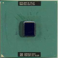 Procesador Intel Pentium III 1Ghz