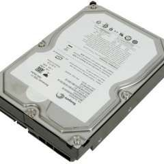Disco Duro SEAGATE BARRACUDA 1000GB SATA 3,5
