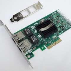 Tarjeta Gigabit Ethernet Intel I350 PCI Express x4 con 2 puertos