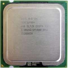 Procesador Intel Pentium 4 3.20 Ghz SL7Z8